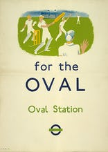 For the Oval, 1937