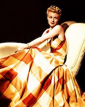 Ginger Rogers, dress by Adrian 1941