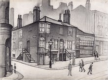 Great Ancoats Street, Manchester, 1930