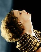 Greta Garbo (Inspiration)