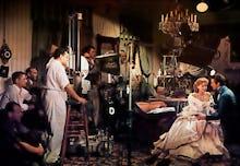 Greta Garbo and Robert Taylor (Camille) 1936