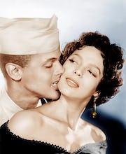 Harry Belafonte and Dorothy Dandridge (Carmen Jones) 1954