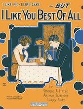 I Like you Best of All