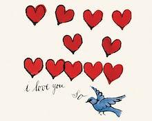 I Love You So, c.1958