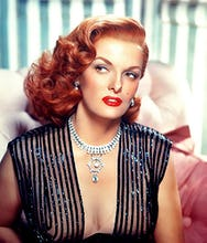 Jane Russell (The Revolt of Mamie Stover) 1956