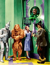 Judy Garland (The Wizard of Oz) 1939