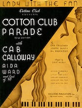 Lady with the Fan (Cotton Club Parade)