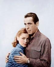 Lauren Bacall and Humphrey Bogart (Key Largo) 1948
