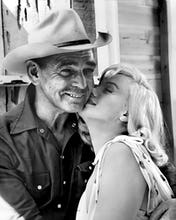 Marilyn Monroe and Clark Gable - The Misfits