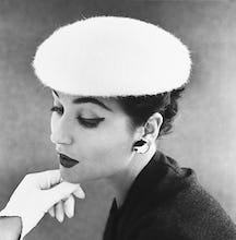 Mohair beret