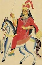 Rani Lakshmi Bai, c.1885