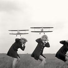 Rothmans Biplanes
