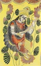 Saraswati, c.1860