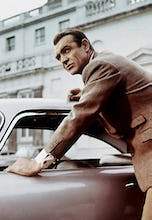 Sean Connery (Goldfinger) 1964