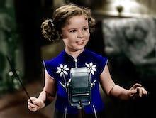 Shirley Temple (Rebecca of Sunnybrook Farm) 1938