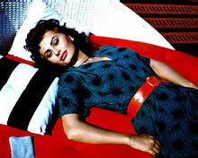 Sophia Loren (The Black Orchid) 1958