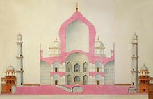Taj Mahal, c.1816-22
