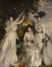 The Acheson Sisters, 1902