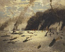 The Little Ships at Dunkirk - June 1940