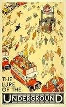 The Lure of the Underground, 1927
