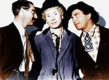 The Marx Brothers (Horse Feathers) 1932