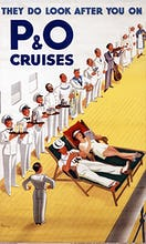 They Do Look After You On P&O Cruises
