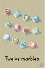 Twelve marbles
