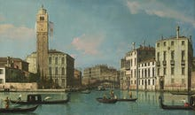 Venice: Entrance to the Cannaregio, 1734-42