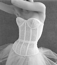 Waspie corset