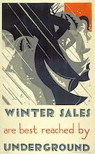 Winter sales, 1921