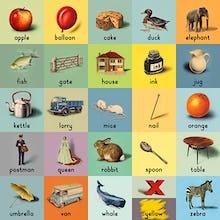 alphabet (words)