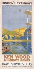 Ken Wood & Highgate Ponds