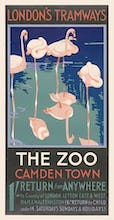 The Zoo Camden Town 1 Shilling Return From Anywhere