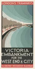 Victoria Embankment For The West End & City