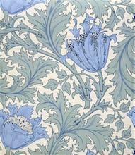 Anemone wallpaper, 1897