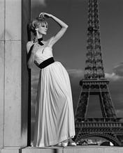 Pierre Balmain evening gown