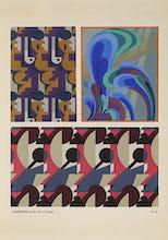 Plate 10 from Kaleidoscope, Paris, 1926