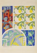 Plate 3 from Kaleidoscope, Paris, 1926