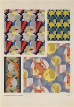 Plate 5 from Kaleidoscope, Paris, 1926