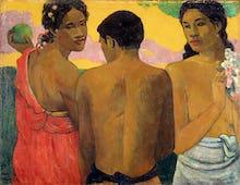 Three Tahitians