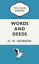 Words and Deeds