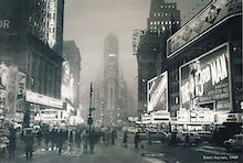 Times Square 1949