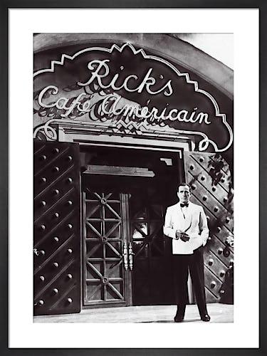 Casablanca by Celebrity Image