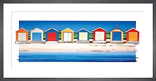 Beach Colour by Bernie Walsh