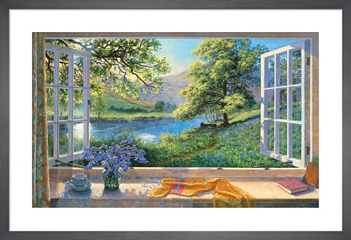 Bluebells by Stephen Darbishire