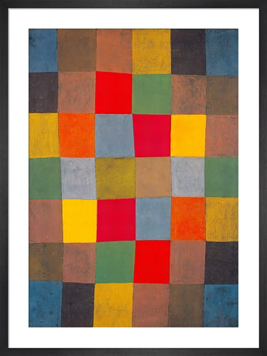 New Harmony (Neue Harmonie), 1936 by Paul Klee