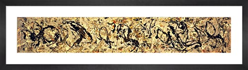 Number 10, 1949 by Jackson Pollock