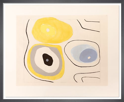 Gouache Number Three, 1934-35 by Winifred Nicholson