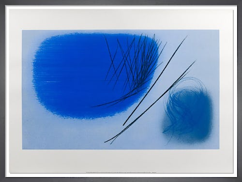 T1961 - H27 by Hans Hartung