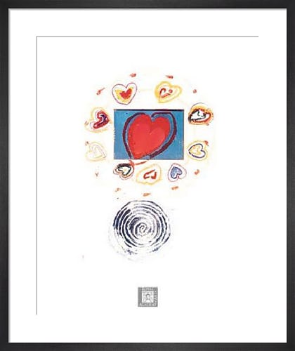 Heart and Spiral by Sir Terry Frost RA